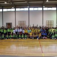 I Encontro de Patinagem – Desporto Escolar