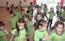 O movimento da dança