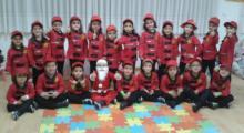 Pinóquios - Festa de Natal