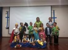 Pinóquios - Festa de Finalistas